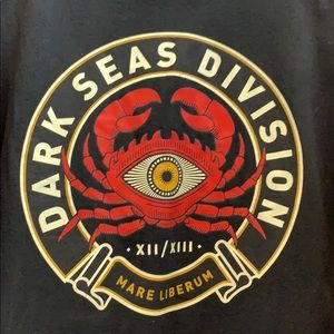 Urban Outfitters Shirts - DARK SEAS S/S GRAPHIC TEE